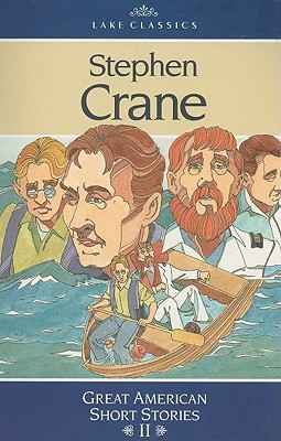 Image for AGS CLASSICS SHORT STORIES: STEPHEN CRANE: THE OPEN BOAT, THE BRIDE CO  MES TO YELLOW SKY (AGS Classics: Great American Short Stories II)