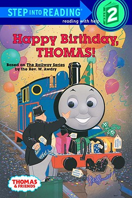 Image for Happy Birthday, Thomas! (Turtleback School & Library Binding Edition) (Step Into Reading: A Step 1 Book)