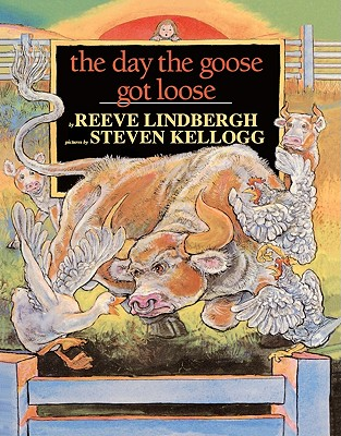 Image for The Day The Goose Got Loose (Turtleback School & Library Binding Edition)