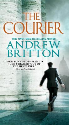 Image for The Courier:: A Ryan Kealey Thriller