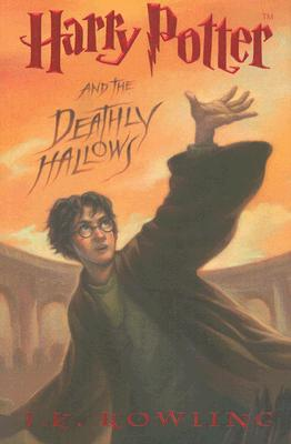 Harry Potter and the Deathly Hallows (Book 7), Rowling, J. K.; GrandPre, Mary [Illustrator]