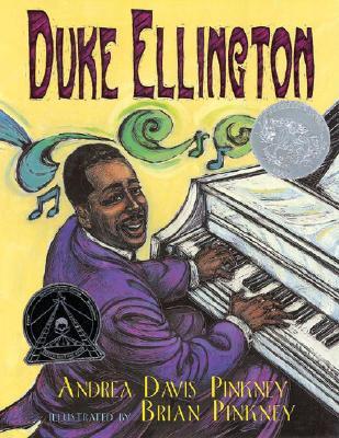 Duke Ellington: The Piano Prince and His Orchestra, Andrea Davis Pinkney
