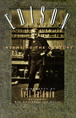 Image for EDISON: INVENTING THE CENTURY
