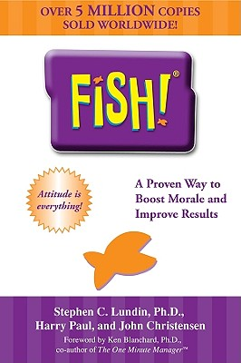 Image for FISH BOOST MORALE AND IMPROVE RESULTS