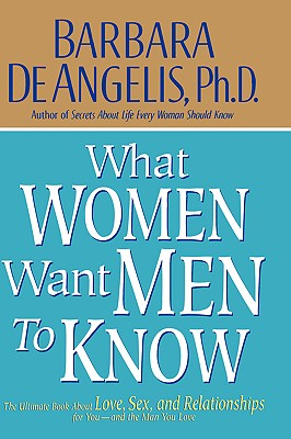 Image for What Woman Want Men to Know: The Ultimate Book About Love, Sex, and Relationships for You--and the Man You Love