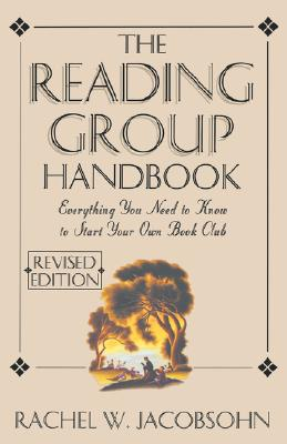 Image for READING GROUP HANDBOOK