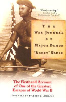 Image for WAR JOURNAL OF MAJOR DAMON GAU
