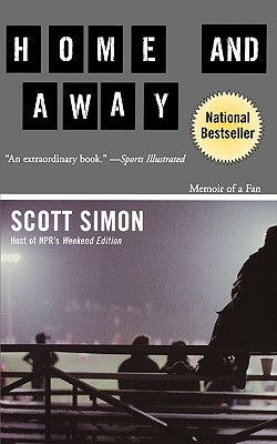 Image for HOME AND AWAY MEMOIR OF A FAN