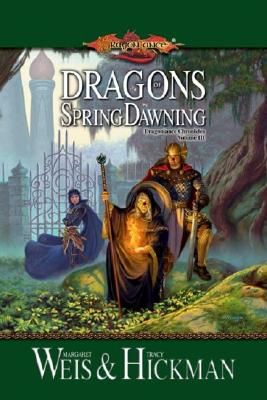 Dragons of Spring Dawning (Dragonlance Chronicles, Book 3), MARGARET WEIS, TRACY HICKMAN