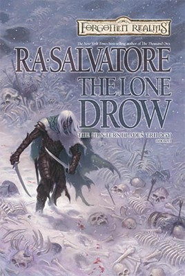 Image for The Lone Drow (The Hunter's Blades Trilogy, Book 2)