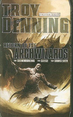 Image for Return Of The Archwizards: A Forgotten Realms Omni