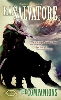 The Companions: The Sundering, Book I, Salvatore, R. A.