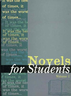 Image for Novels for Students: Presenting Analysis, Context & Criticism on Commonly Studied Novels