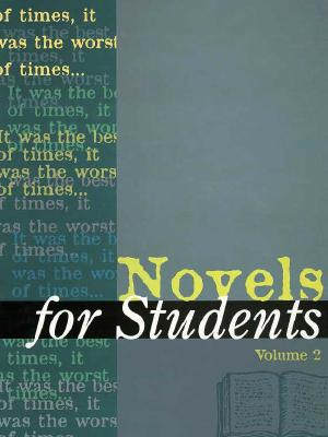 Image for Novels for Students, Volume 2