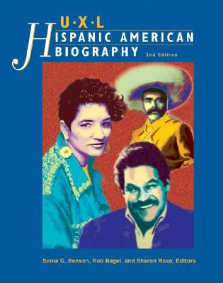 Image for UXL Hispanic American Reference Library: Biography