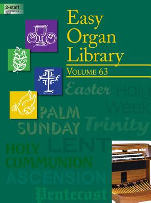 Image for Easy Organ Library, Vol. 63