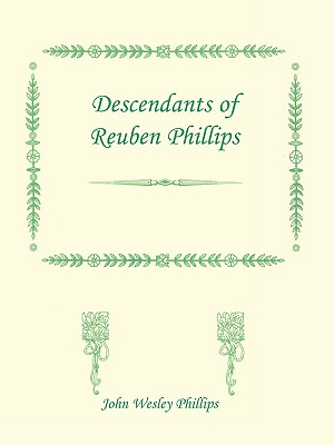 Image for Descendants of Reuben Phillips