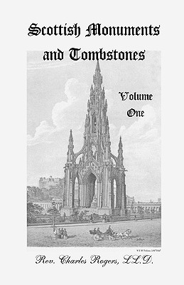 Image for Scottish Monuments and Tombstones, Volume 1
