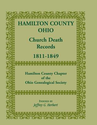 Image for Hamilton County, Ohio, Church Death Records, 1811-1849