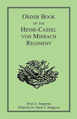 Image for Order Book of the Hesse-Cassel von Mirbach Regiment