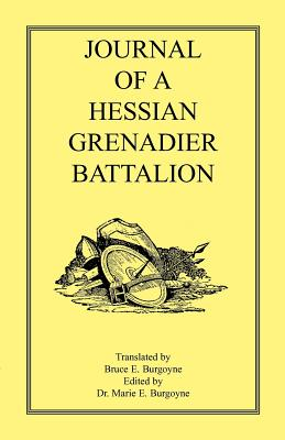 Image for Journal of a Hessian Grenadier Battalion