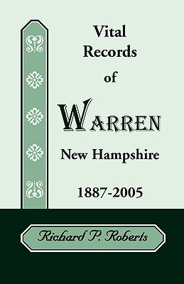 Image for Vital Records of Warren, New Hampshire, 1887-2005
