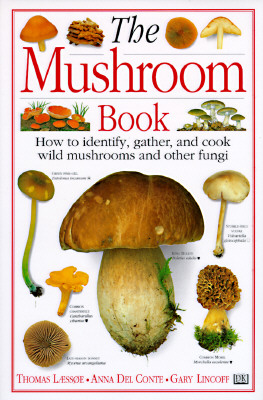 Image for The Mushroom Book How to Identify, Gather and Cook Wild Mushrooms and Other Fungi