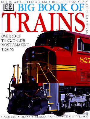 Image for BIG BOOK OF TRAINS
