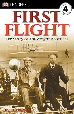 Image for First Flight: The Wright Brothers (DK Readers, Level 4)