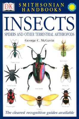 Image for Smithsonian Handbooks: Insects (Smithsonian Handbooks) (DK Smithsonian Handbook)