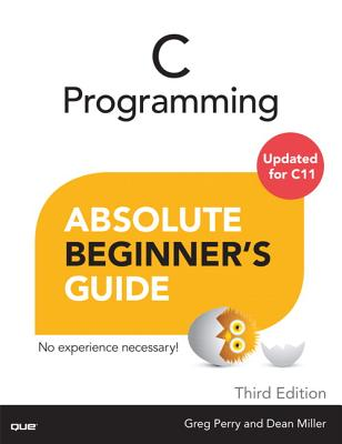 Image for C Programming Absolute Beginner's Guide (3rd Edition)