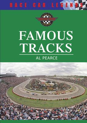 Image for Famous Tracks (Race Car Legends: Collector's Edition)