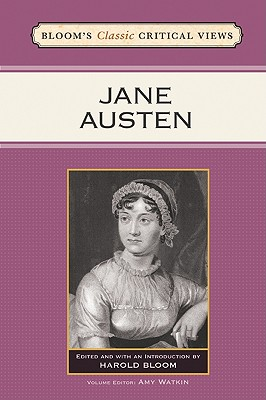 Image for Jane Austen (Bloom's Classic Critical Views)