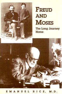 Image for Freud and Moses: The Long Journey Home