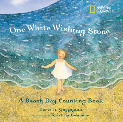 One White Wishing Stone: A Beach Day Counting Book, Gayzagian, Doris