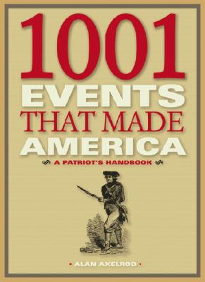 Image for 1001 Events That Made America: A Patriot's Handbook