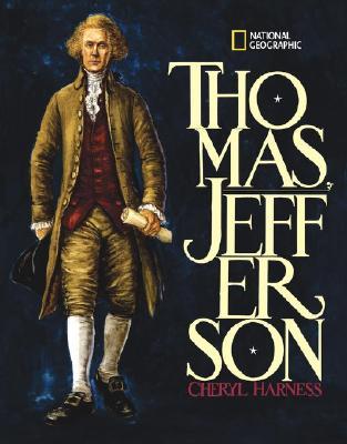 Thomas Jefferson, Harness, Cheryl