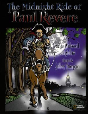 Image for The Midnight Ride Of Paul Revere