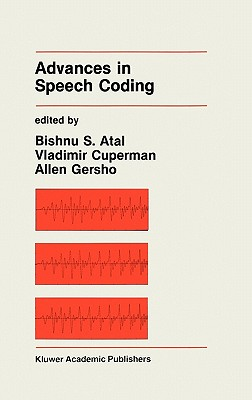 Image for ADVANCES IN SPEECH CODING