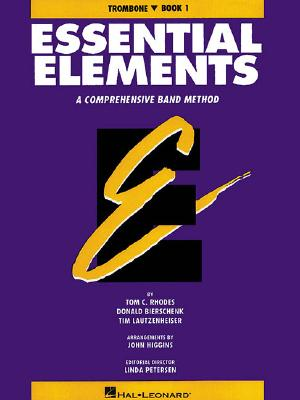 Image for Essential Elements Book 1 - Trombone