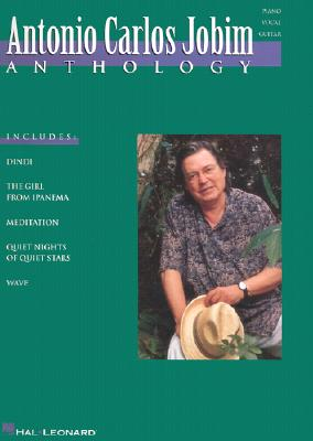 Image for Antonio Carlos Jobim Anthology