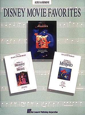 Image for Disney Movie Favorites: Alto Sax Solos