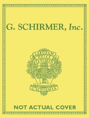 Album for Piano: Piano Solo (Schirmer's Library of Musical Classics)