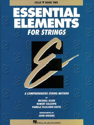 Image for Essential Elements for Strings - Book 2 (Original Series): Cello