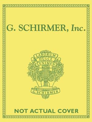 Image for 15 Etudes De Virtuosite, Op. 72: Schirmer Library of Classics Volume 1798 Piano Solo