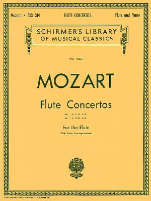 Image for Flute Concertos (Woodwind Solo) No. 1802