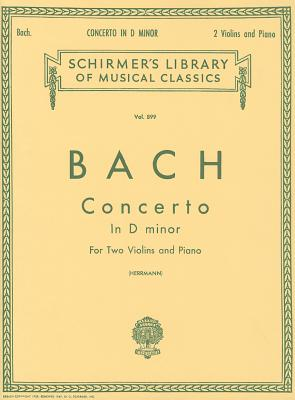 Concerto in D minor: Score and Parts (Schirmer's Library of Musical Classics)