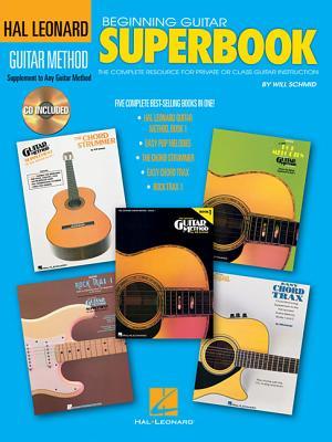 Image for The Hal Leonard Guitar Superbook
