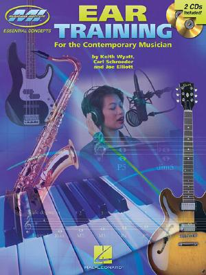 Image for Ear Training for the Contemporary Musician with CD's