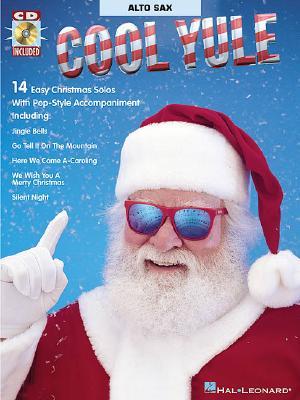 1: Cool Yule Alto Sax BK/CD